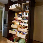 Slide Out Shelves for Pantry