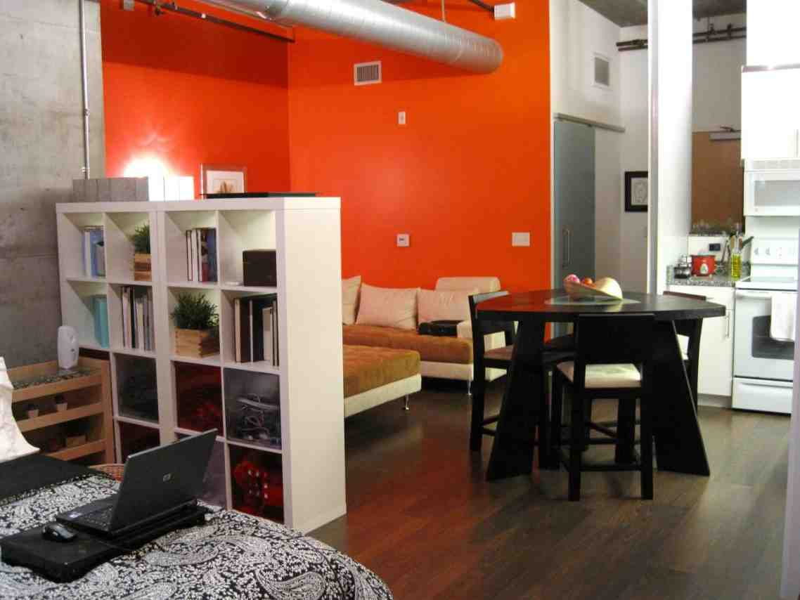 Decorating ideas for small studio apartments