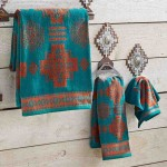 Southwestern Bathroom Decor