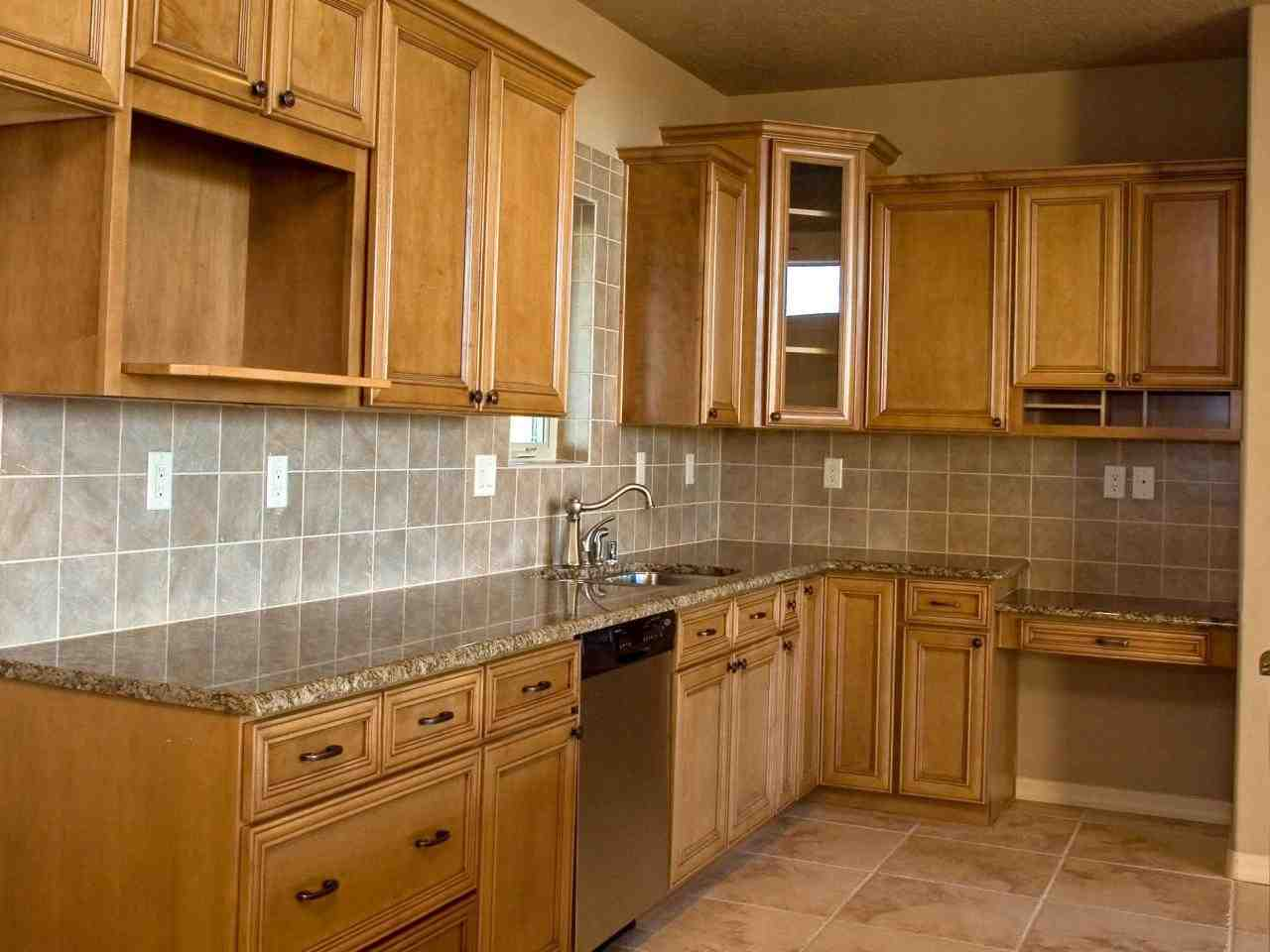 Unfinished oak kitchen cabinet doors decor ideasdecor ideas for Cupboards and cabinets