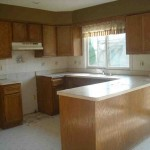 Update Oak Kitchen Cabinets