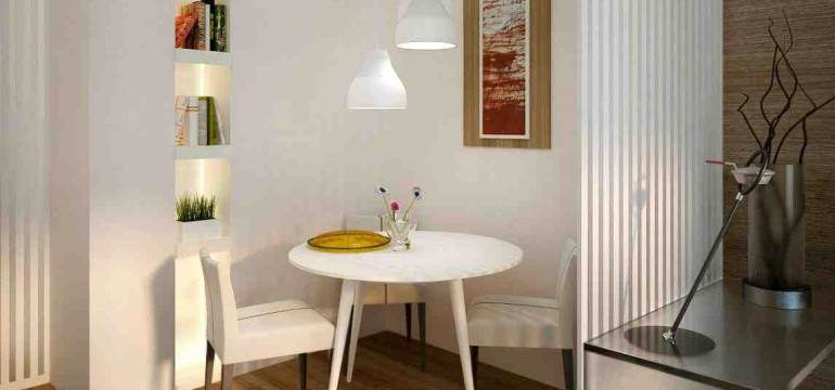small apartment decor