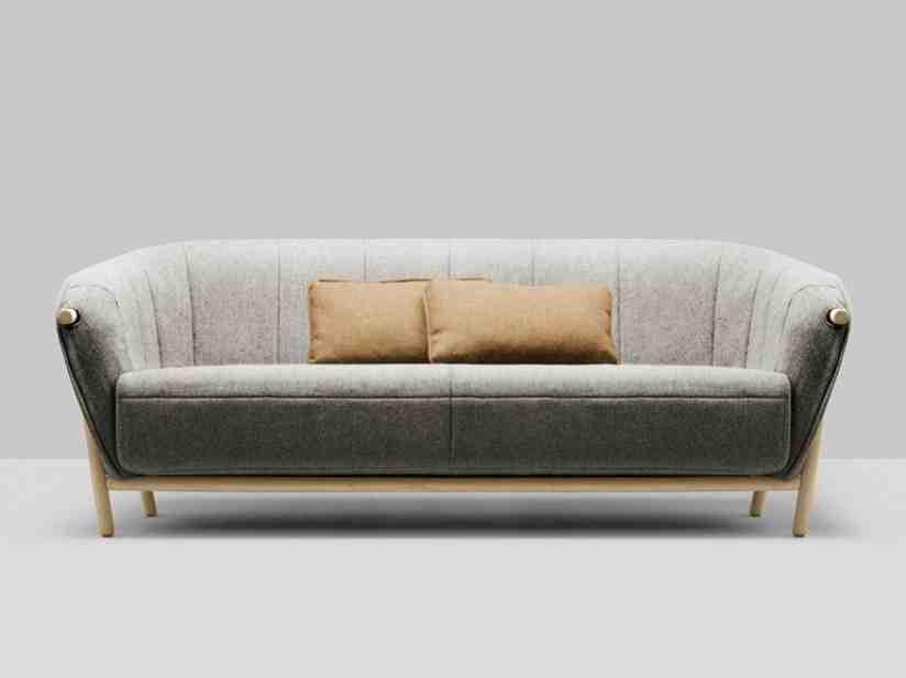 3 Seater Fabric Sofa