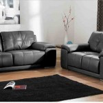 3 and 2 Seater Leather Sofas