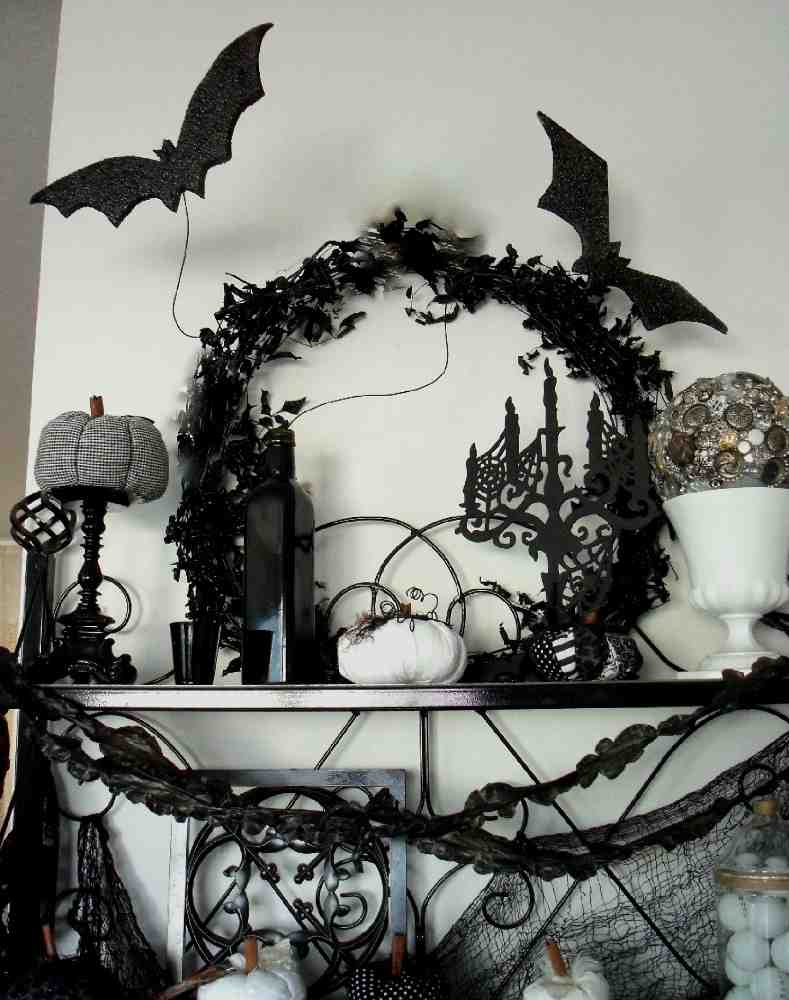 Apartment Halloween Decorations