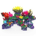 Artificial Coral Reef Aquarium Decorations