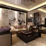 Asian Inspired Wall Decor