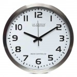 Atomic Analog Wall Clock