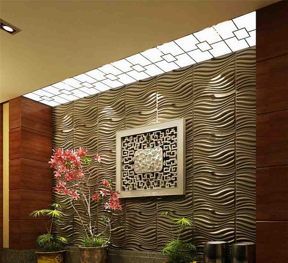 Decorative wall panels for living room decor ideasdecor ideas Wall panelling designs living room