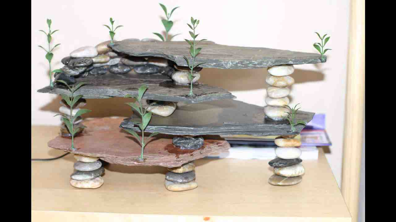 Diy aquarium decorations decor ideasdecor ideas for Aquarium cave decoration