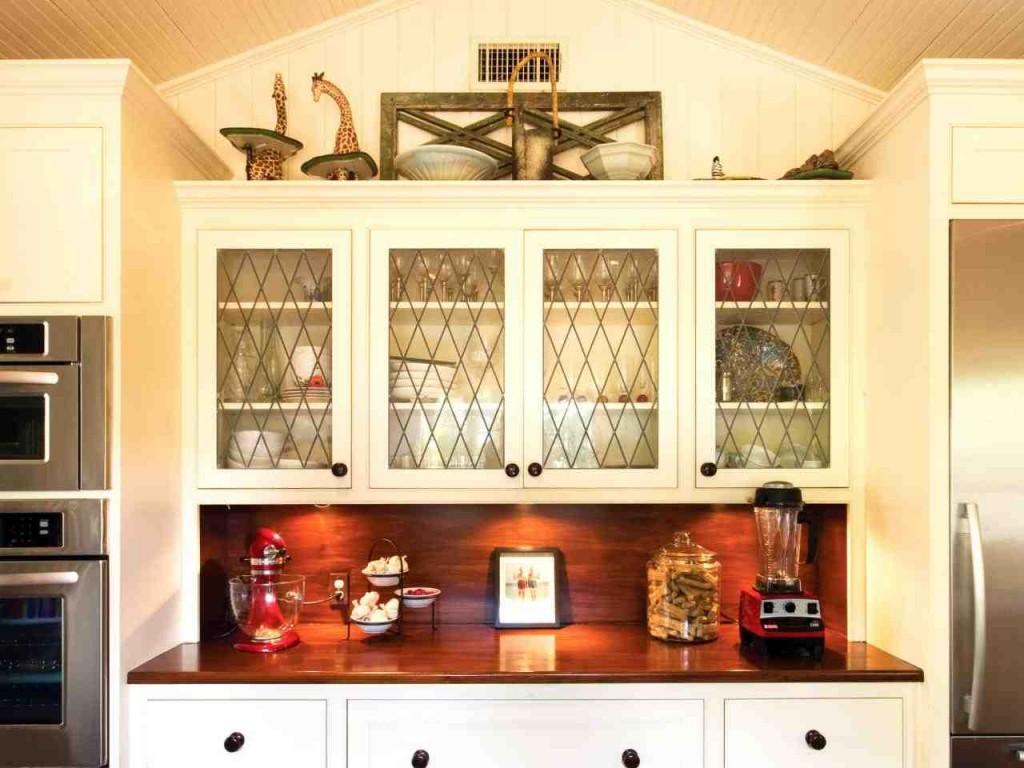 Kitchen Cabinet Decorative Accents