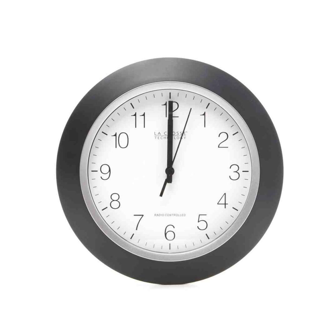 La Crosse Atomic Wall Clock