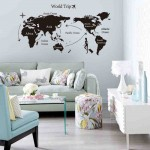 Large Wall Stickers for Living Room