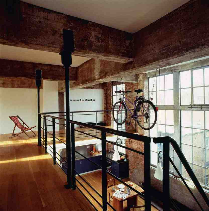 Loft Apartment Decor