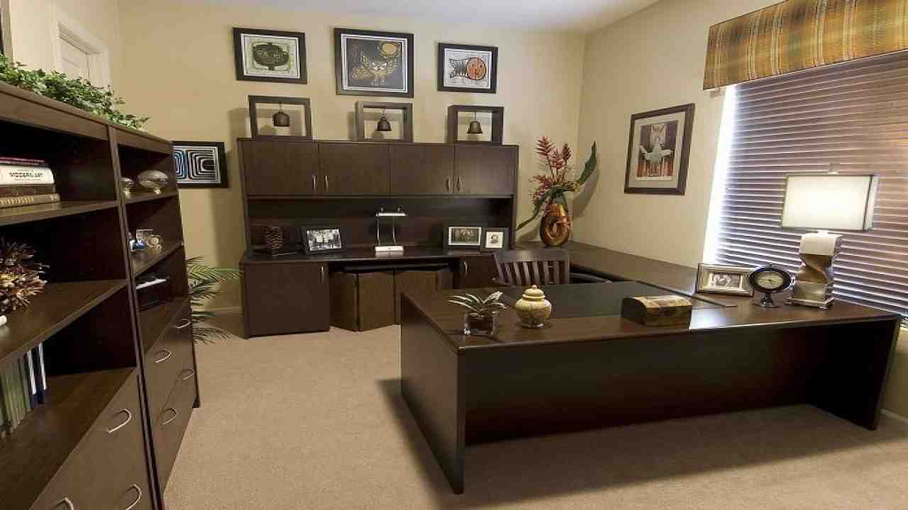 Trending work office decorating ideas home design 401 for Home office makeover ideas