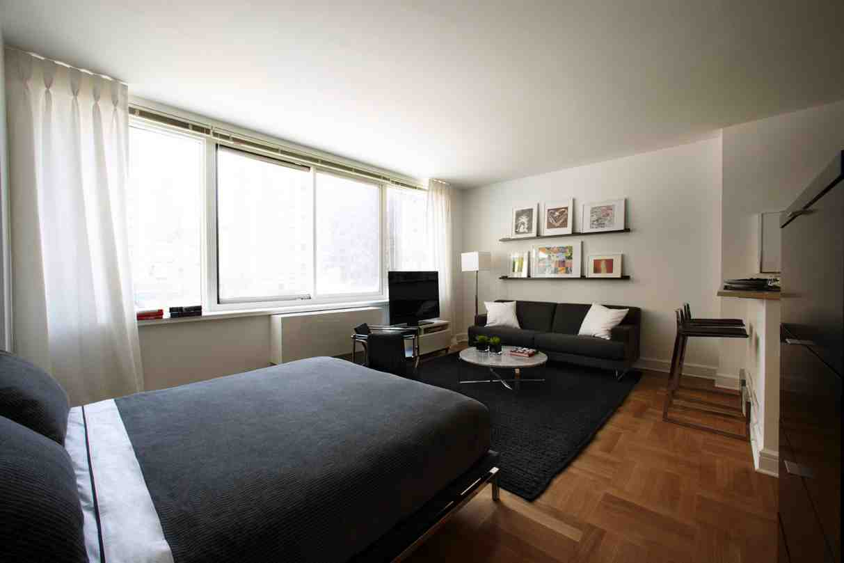 One bedroom apartment decorating ideas decor ideasdecor for One bedroom living room ideas