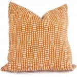 Orange Decorative Accents