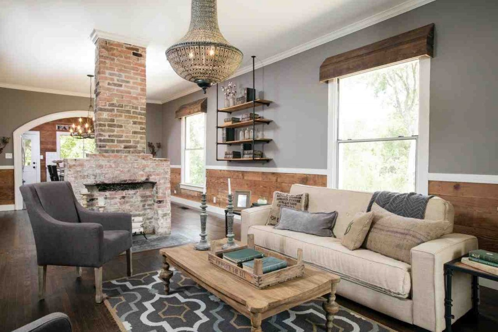 Rustic Chic Home Decor