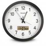 Sharp Atomic Wall Clock