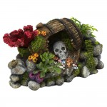 Skull Aquarium Decorations