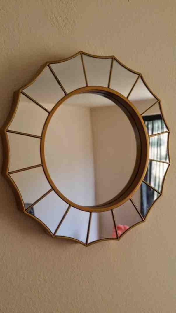 Threshold Starburst Mirror Decor Ideasdecor Ideas