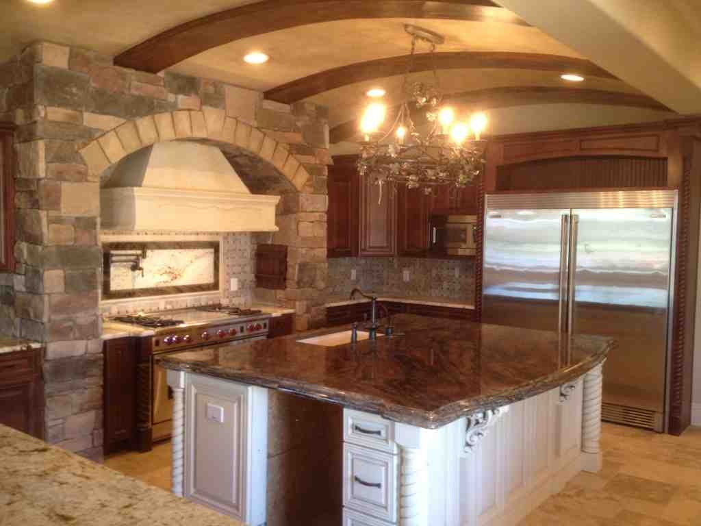 Tuscan Kitchen Decor Accents