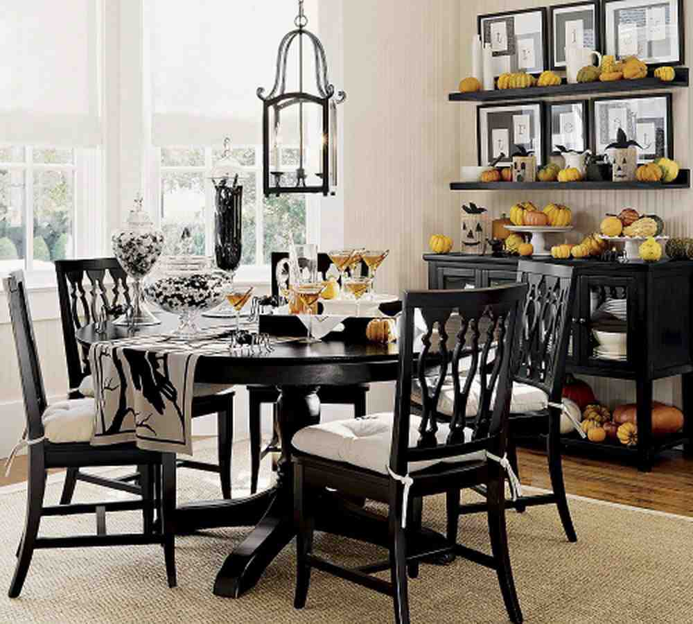 Dining room table decor how to choose the best decor for Best dining room designs