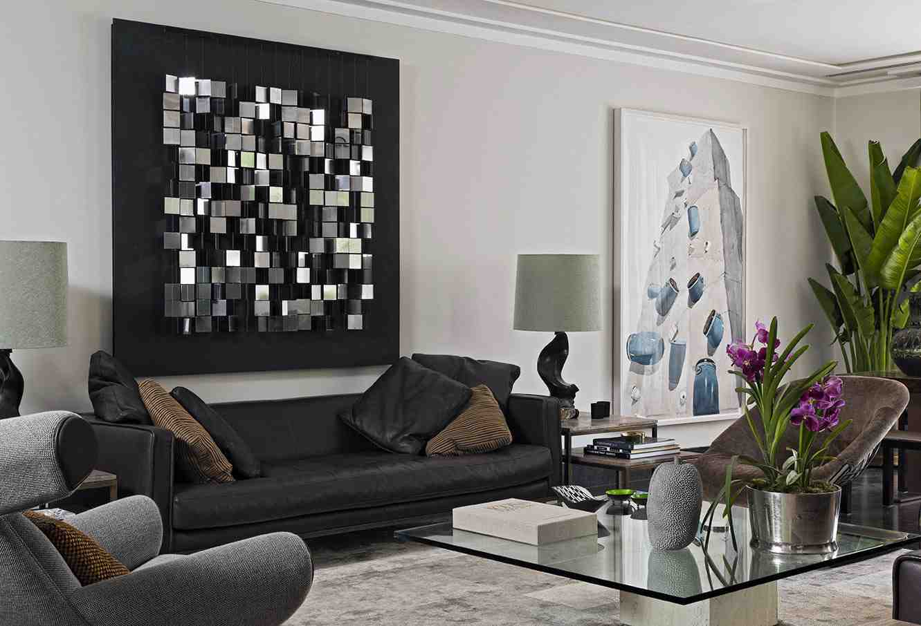 Living room wall decor 5 options decor ideasdecor ideas for Art decoration ideas for room