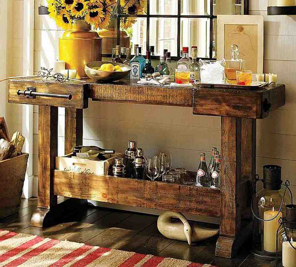 Rustic Home Decor Bring A Touch Of Country Inside Decor