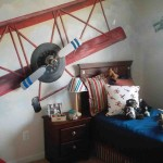 Airplane Decor for Boys Room
