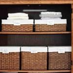 Baskets for Closet Shelves