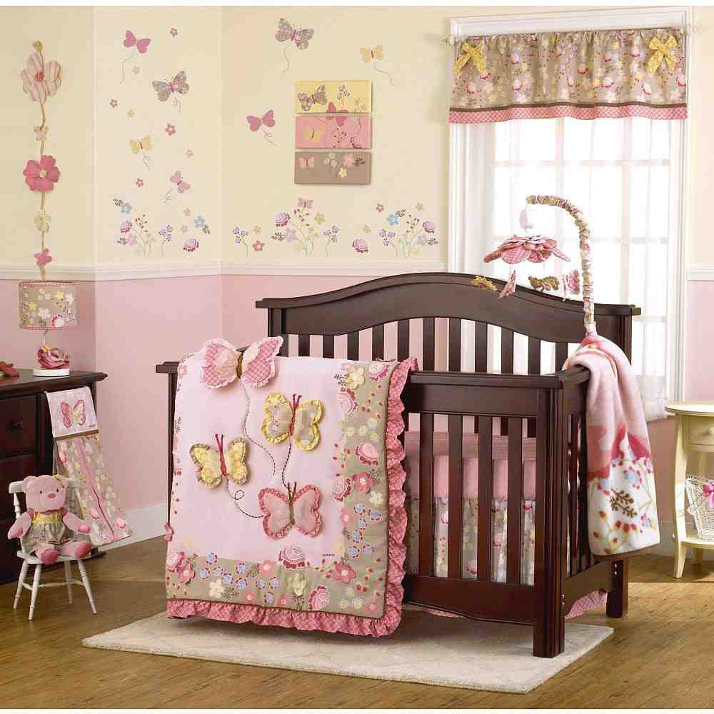 Butterfly baby room decor decor ideasdecor ideas for Baby room decoration pictures