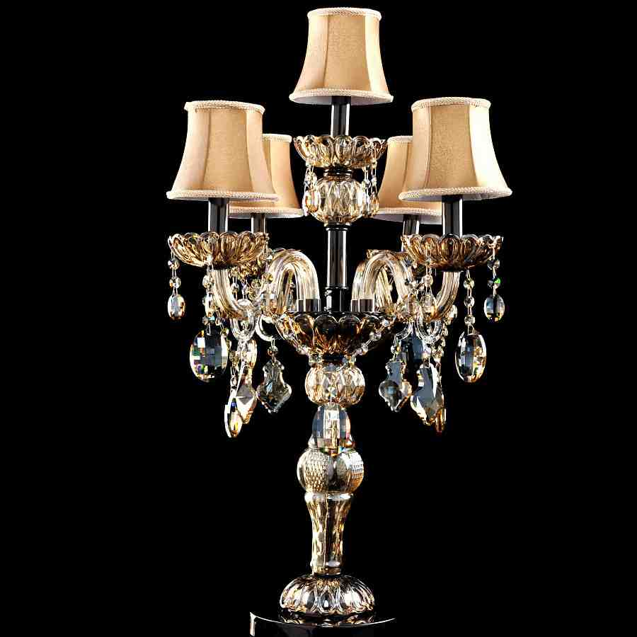 Candelabra Table Lamp