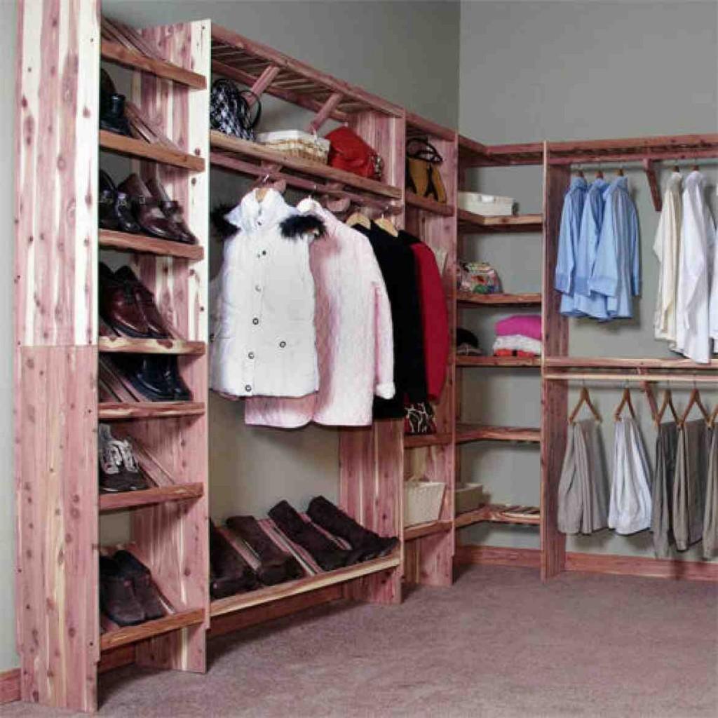 Cedar Closet Shelves Decor Ideasdecor Ideas