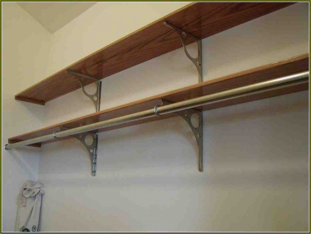 Closet Rods and Shelves