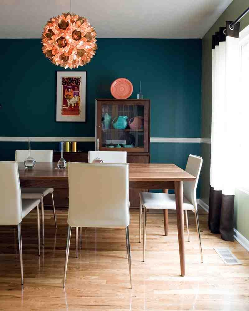 Contemporary Dining Room Decor