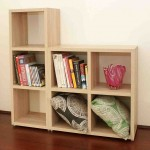 Cubic Storage Shelves