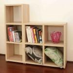 Cubic Storage Shelves