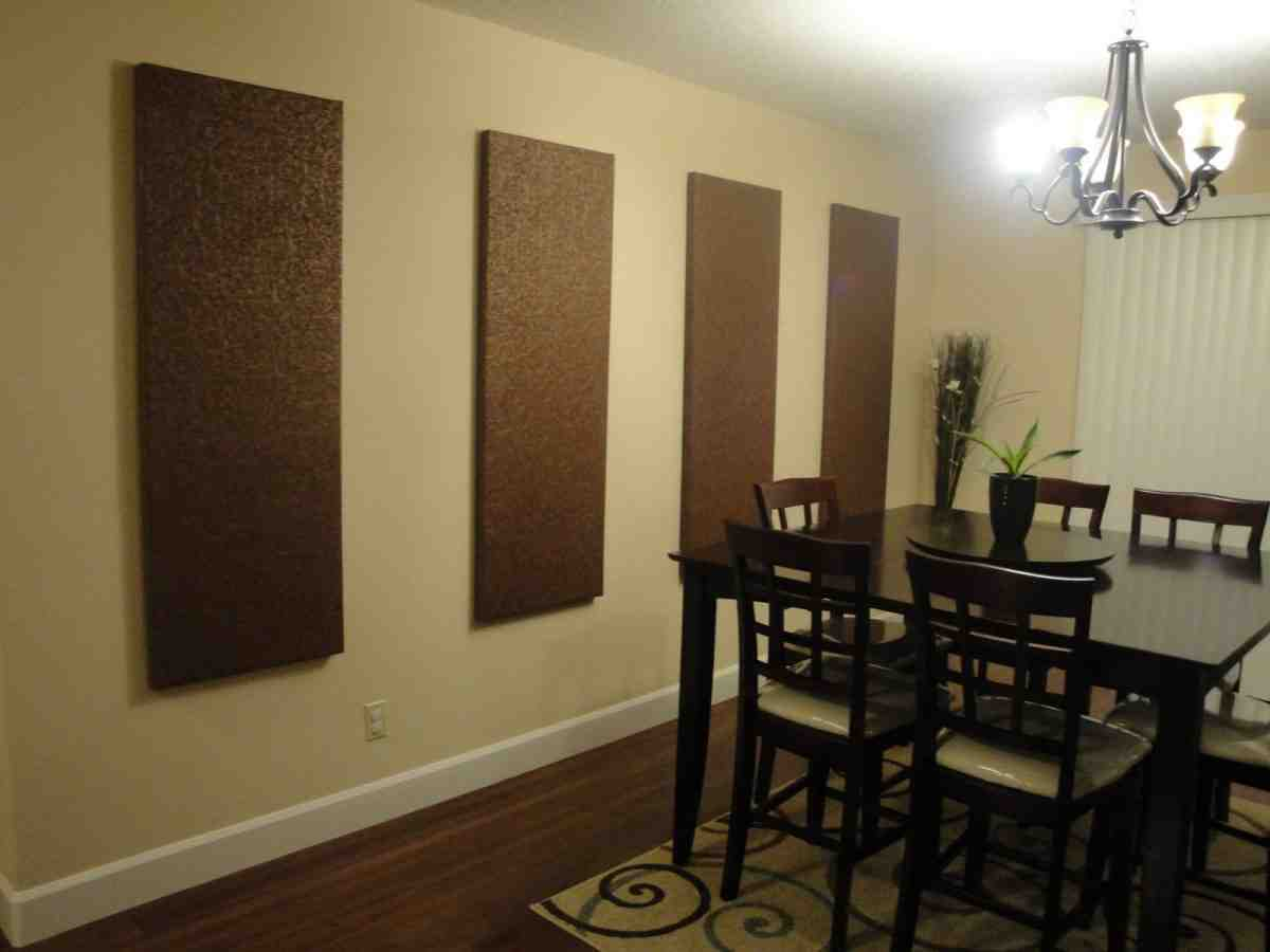 Dining room wall art decor decor ideasdecor ideas for Dining room wall design
