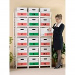 File Storage Shelves