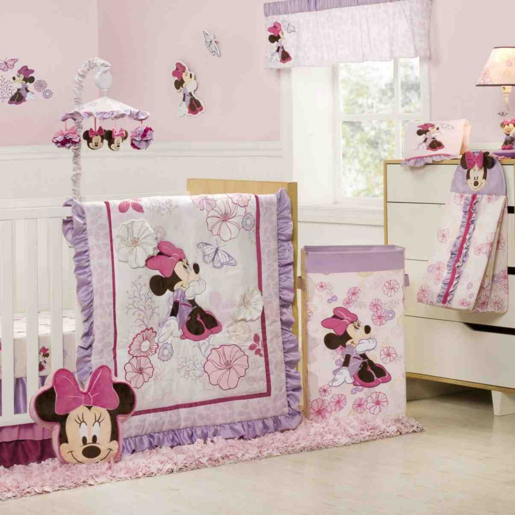 Minnie Mouse Baby Room Decor