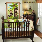 Monkey Decor for Baby Room