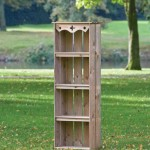 Outdoor Storage Shelves