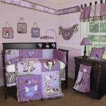 Purple Baby Room Decor