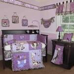 Purple Baby Room Decor