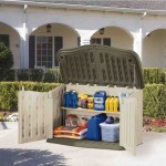 Rubbermaid Storage Shed Shelves