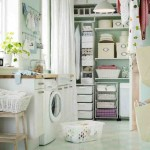 Rustic Laundry Room Decor