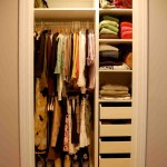 Small Closet Shelving Ideas