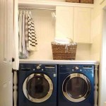 Small Laundry Room Decorating Ideas