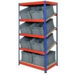 Storage Containers Shelves